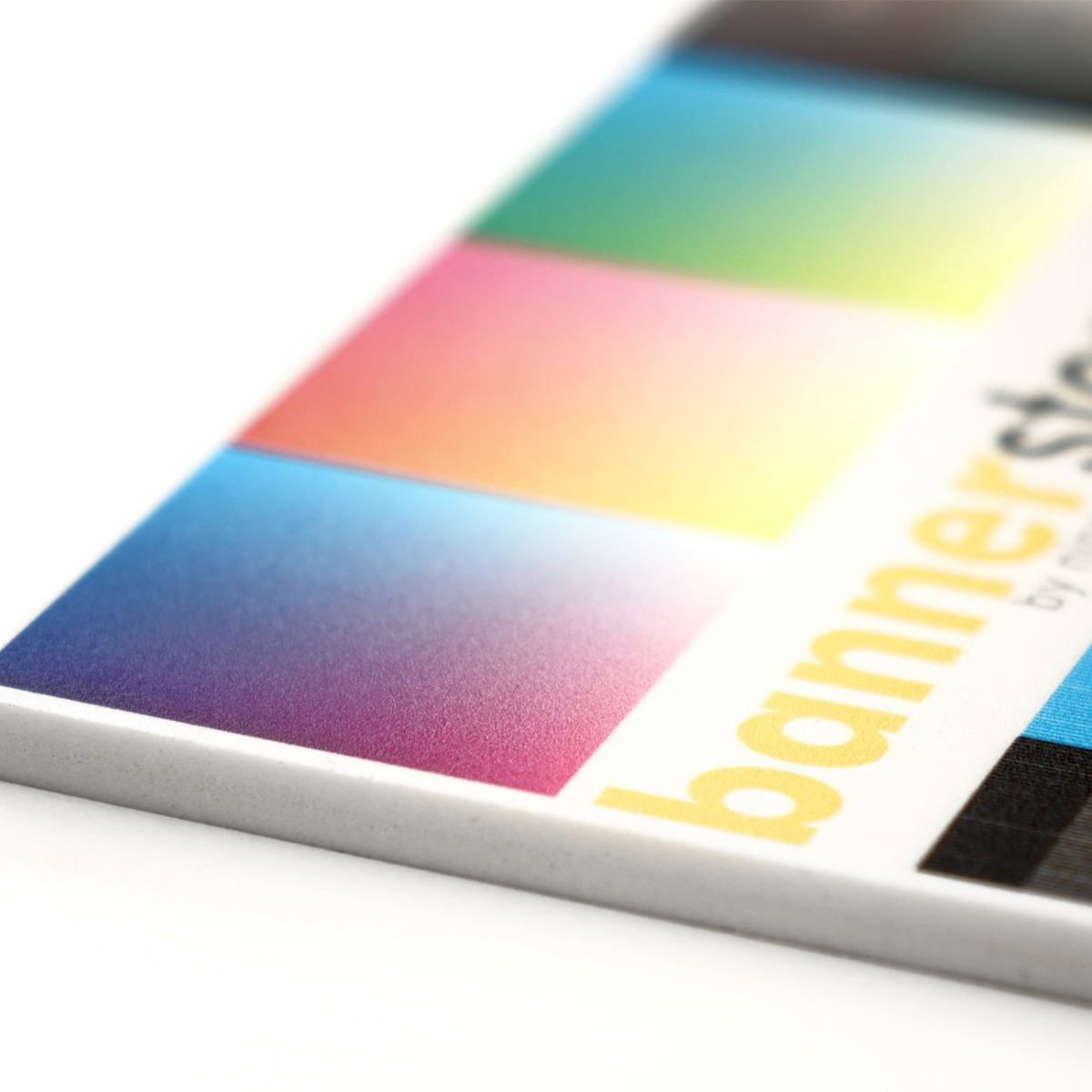 Forex print pvc-hartschaumplatte