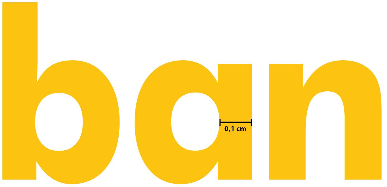 Druckdaten: Schriftgröße