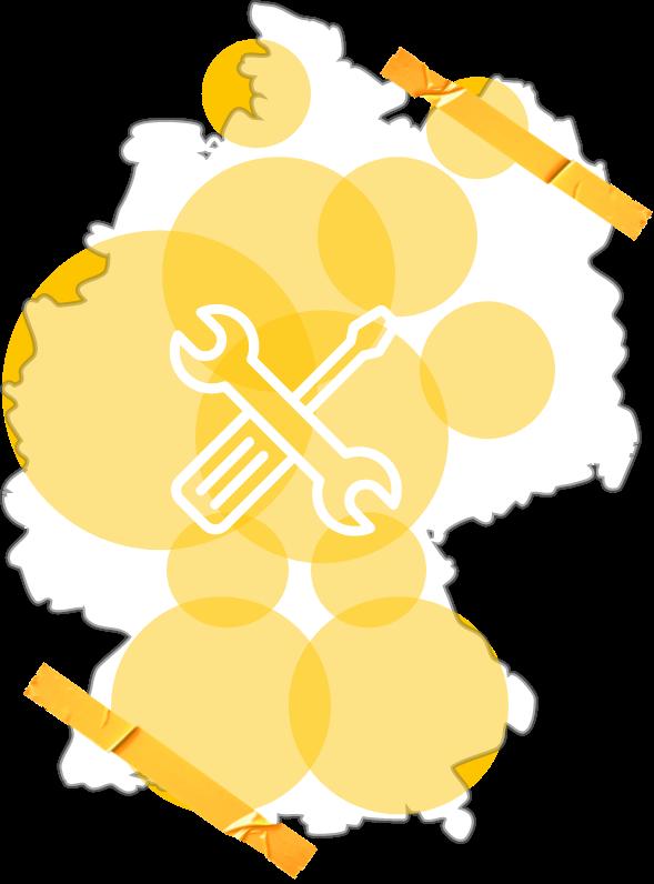 bannerstop go in ganz Deutschland