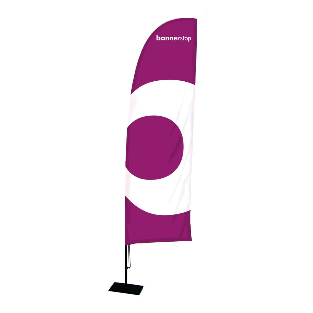 Beachflag Form Dia