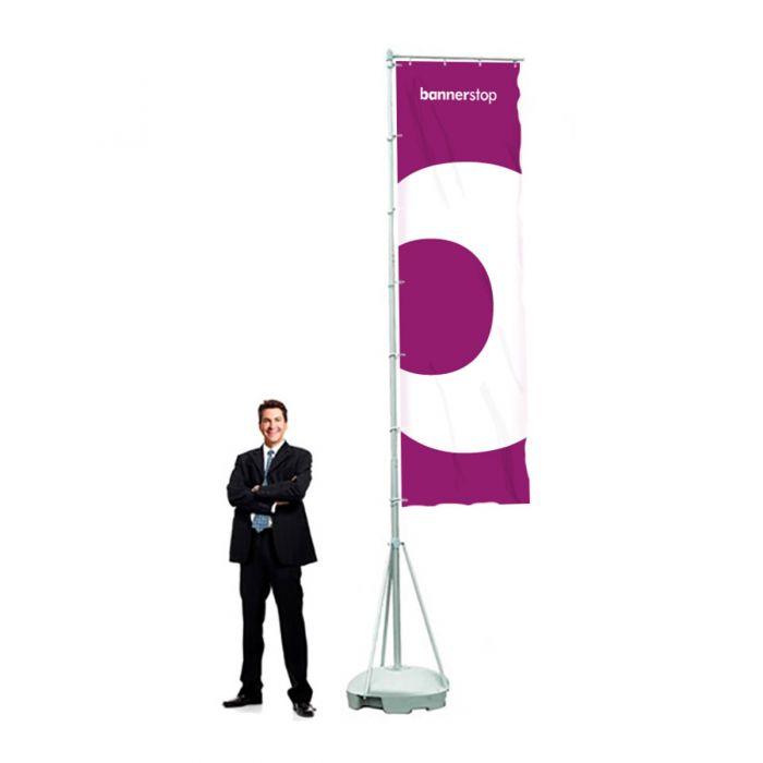 Event Fahne 5m Premium