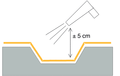 Klebeanleitung
