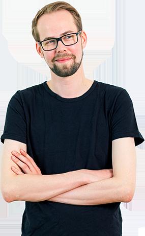 Luca Philip Oertel  - Vertrieb Region West